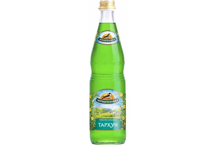 Напиток Черноголовка «Тархун», стекло 0.5 литра