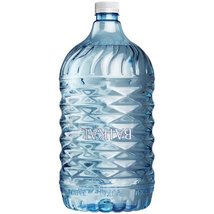 Вода питьевая BAIKAL430 9 литров в одноразовой таре