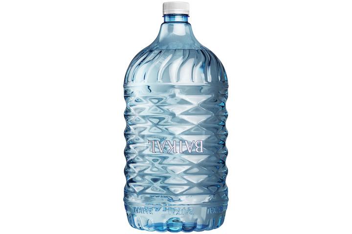 Вода BAIKAL430, бутилированная глубинная байкальская, ПЭТ 9 литров