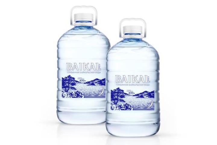 Вода BAIKAL430, глубинная байкальская, ПЭТ 5 литров