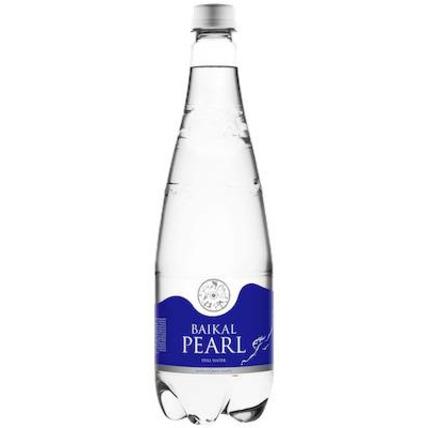 Природная вода Жемчужина Байкала (BAIKAL PEARL) пластик 1 литр