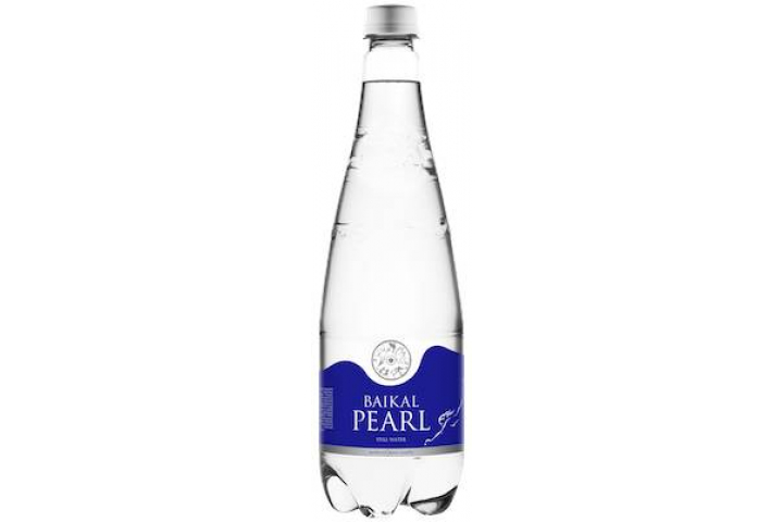 Природная вода Жемчужина Байкала (BAIKAL PEARL), ПЭТ 1 литр