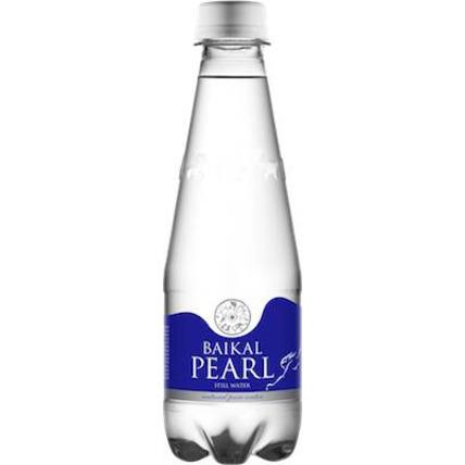 Природная вода Жемчужина Байкала (BAIKAL PEARL) пластик 0.33 литра - купить и заказать с доставкой