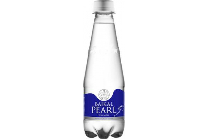 Природная вода Жемчужина Байкала (BAIKAL PEARL), ПЭТ 0.33 литра