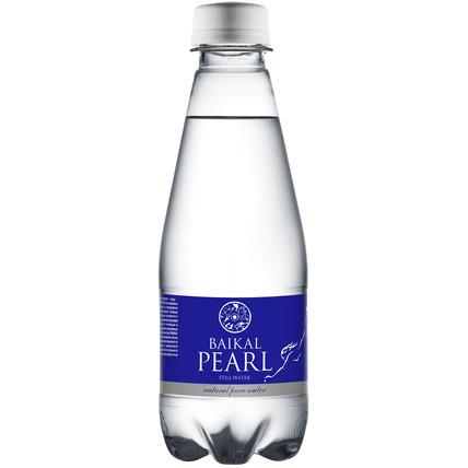 Природная вода Жемчужина Байкала (BAIKAL PEARL) ПЭТ 0.28 литра