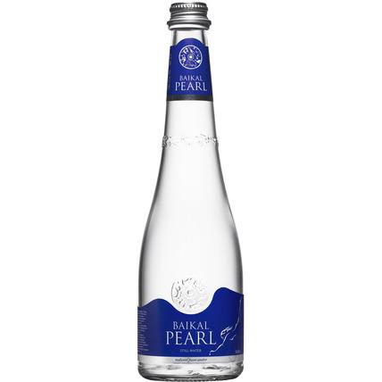Природная вода Жемчужина Байкала (BAIKAL PEARL), стекло 0.53 литра - купить и заказать с доставкой