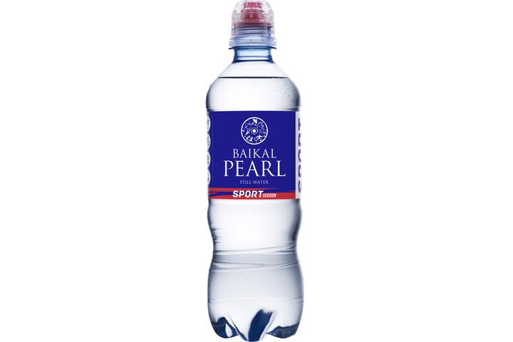 Природная вода Жемчужина Байкала (BAIKAL PEARL) SPORT, ПЭТ 0.5 литра