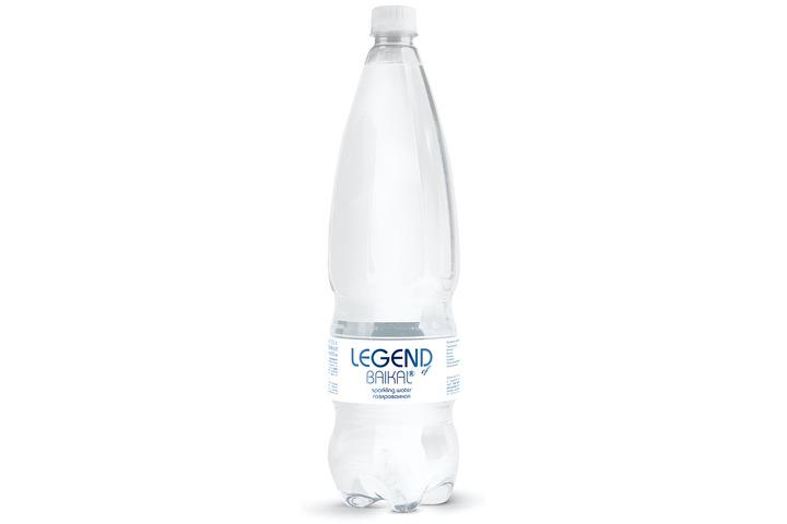 Глубинная байкальская вода Легенда Байкала (LEGEND OF BAIKAL) газ., ПЭТ 1.5 литра