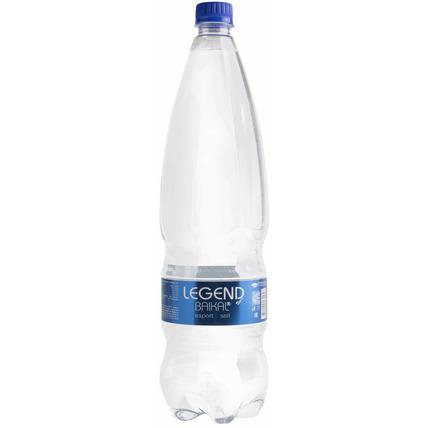 Глубинная байкальская вода Легенда Байкала (LEGEND OF BAIKAL), ПЭТ 1.5 литра - купить и заказать с доставкой