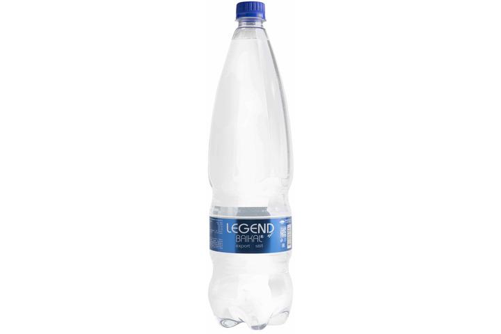 Глубинная байкальская вода Легенда Байкала (LEGEND OF BAIKAL), ПЭТ 1.5 литра