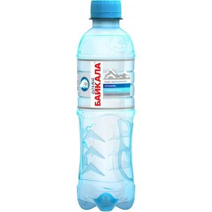 Природная вода Волна Байкала (Wave of BAIKAL) газ., ПЭТ 0.33 литра