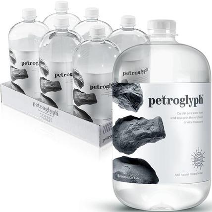 Вода минеральная Petroglyph негазированная 1.25 литра