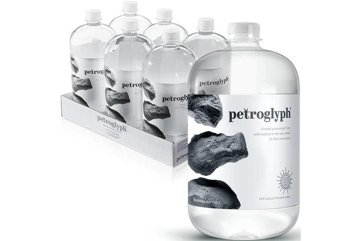 Минеральная вода Petroglyph, ПЭТ 1.25 литра