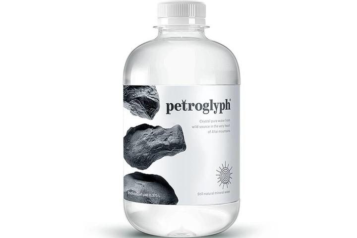 Минеральная вода Petroglyph, ПЭТ 0.375 литра
