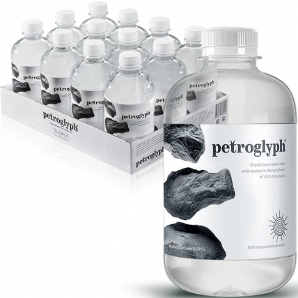 Вода минеральная Petroglyph негазированная 0.375 литра...