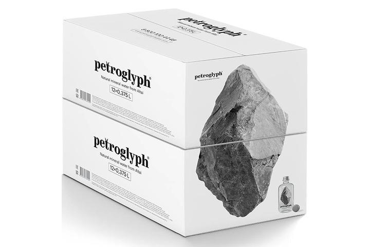 Минеральная вода Petroglyph, стекло 0.375 литра