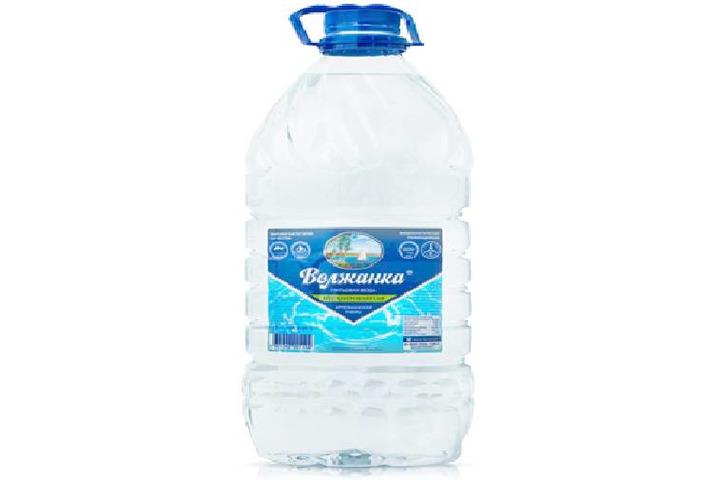Вода питьевая Волжанка 5 литров