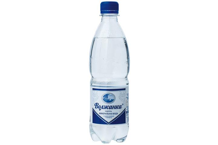 Минеральная вода Волжанка газ. 0.5 литра