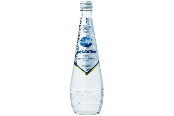 Минеральная вода Волжанка газ. стекло 0.5 литра