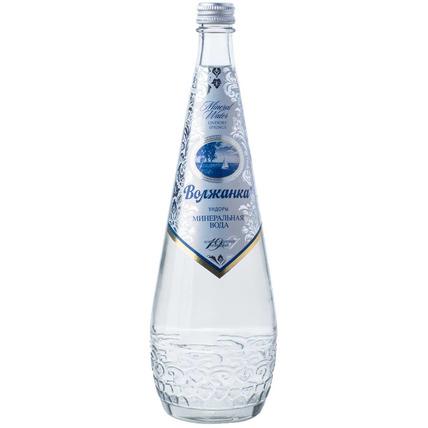ВОЛЖАНКА минеральная газированная стекло 0.75 литра...