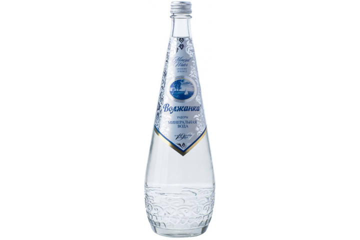 Минеральная вода Волжанка газ. стекло 0.75 литра