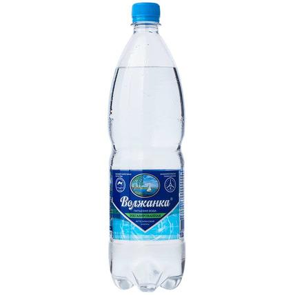 ВОЛЖАНКА негазированная 1.5 литра...
