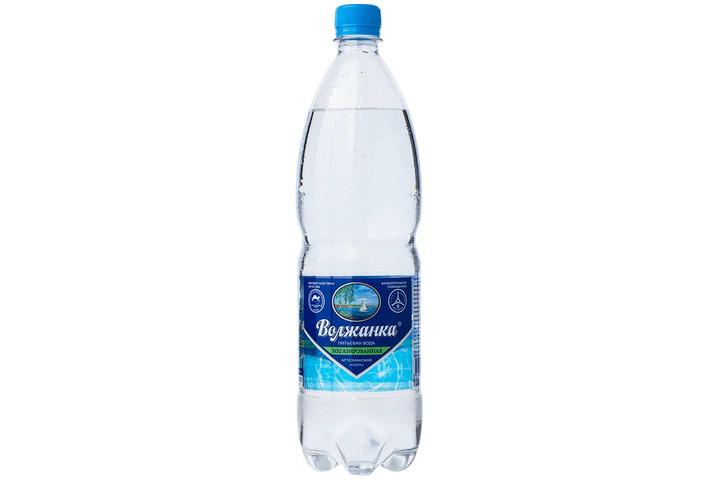 Вода питьевая Волжанка без газа 1.5 литра