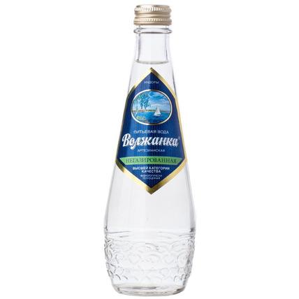 ВОЛЖАНКА негазированная стекло 0.33 литра...