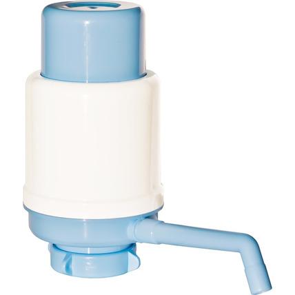 Помпа механическая Долфин Эко (Aqua Work) голубая (в коробке...