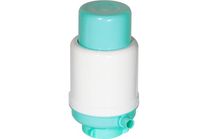 Помпа для воды механическая Aqua Work бирюзовая (в пакете)