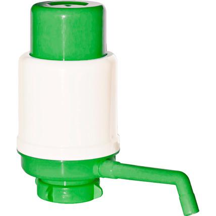 Помпа механическая Долфин Эко (Aqua Work) зеленая (в пакете) - купить и заказать с доставкой
