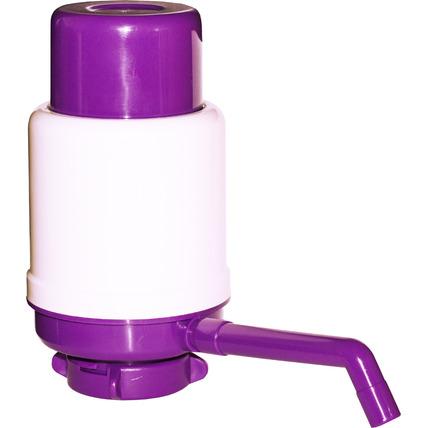 Помпа механическая Долфин Эко (Aqua Work) фиолетовая (в пакете) - купить и заказать с доставкой