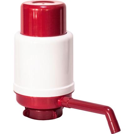 Помпа механическая Долфин Эко (Aqua Work) красная (в пакете) - купить и заказать с доставкой