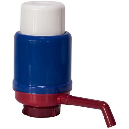 Помпа для воды механическая Aqua Work триколор (в коробке)