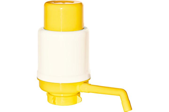 Помпа для воды механическая Aqua Work желтая (в пакете)