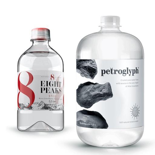 Элитные воды России