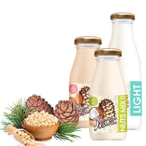 Кедровое молочко (6) - купить и заказать с доставкой