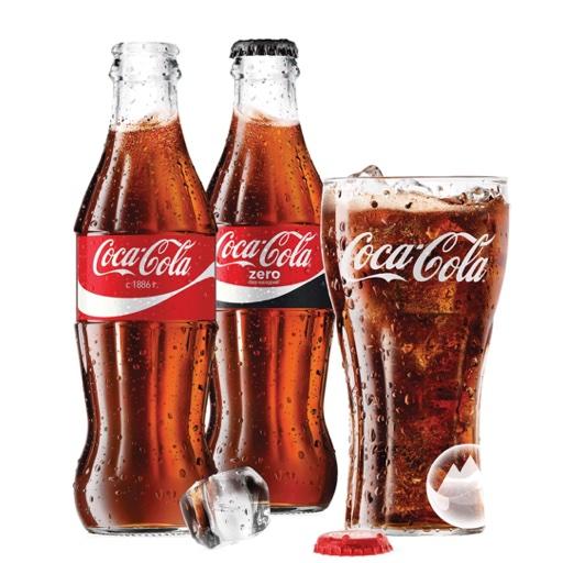 Coca-Cola - купить и заказать с доставкой