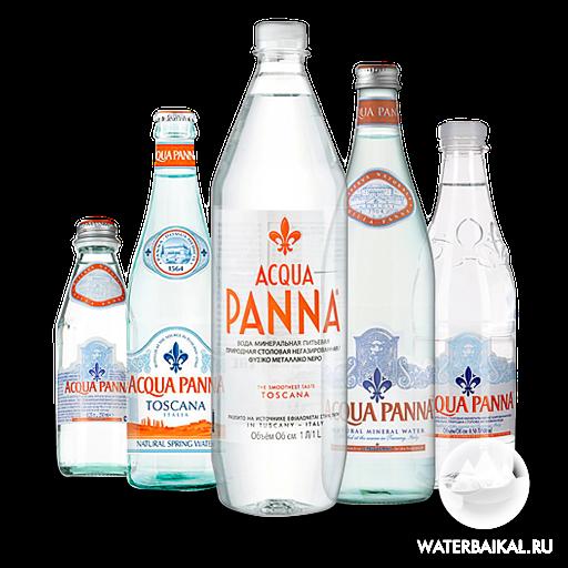 Acqua Panna - купить и заказать с доставкой