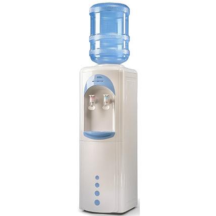 Напольный кулер для воды LD-AEL-17 blue - купить и заказать с доставкой