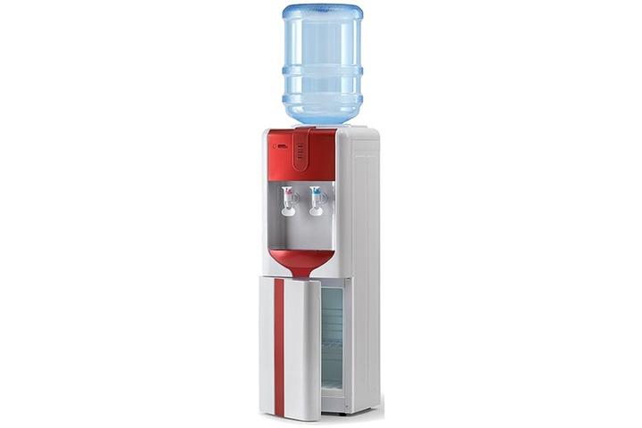 Напольный кулер для воды LD-AEL-172c red