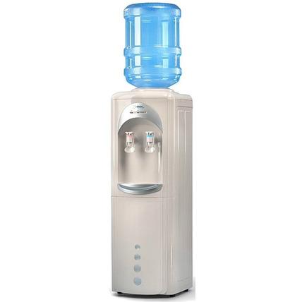 Напольный кулер для воды LD-AEL-17 silver - купить и заказать с доставкой