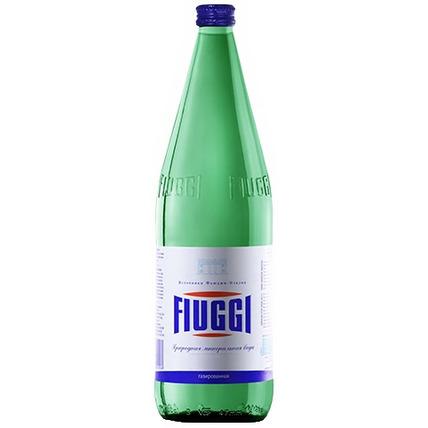 Вода Фьюджи (FIUGGI) Vivace слабогаз. 1 литр - купить и заказать с доставкой
