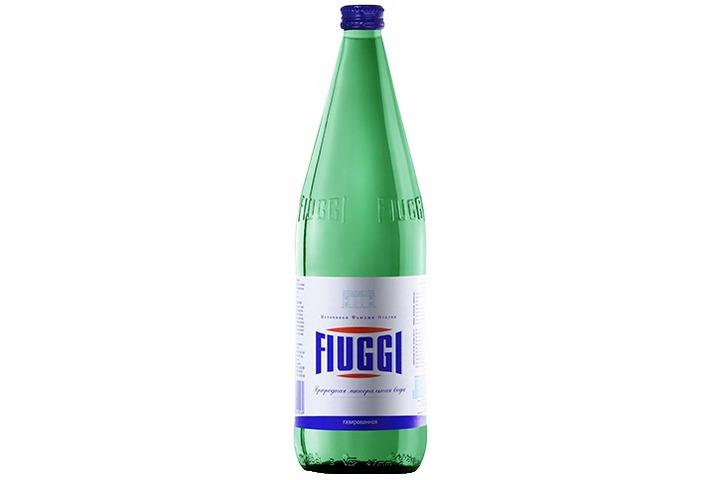 Вода Фьюджи (FIUGGI) Vivace слабогаз. 1 литр