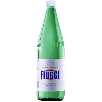 Вода Фьюджи (FIUGGI) Naturale без газа 1 литр - купить и заказать с доставкой