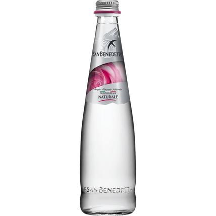 Вода Сан Бенедетто (San Benedetto) негазированная стекло 0.5 литра