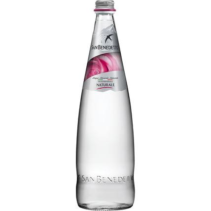Вода Сан Бенедетто (San Benedetto) без газа стекло 0.75 литра