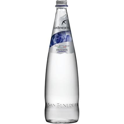 Вода Сан Бенедетто (San Benedetto) газированная стекло 0.75 литра