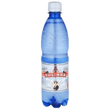 Вода Sulinka Si минеральная лечебно-столовая природная, ПЭТ 0.5 литра
