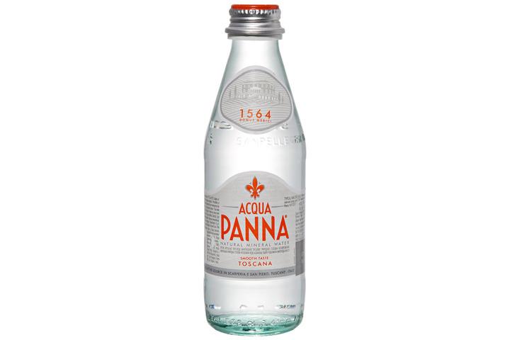 Вода «Acqua Panna» минеральная негазированная, стекло 0.25 литра